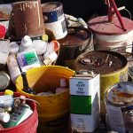 Descarte de Resíduos Contaminados