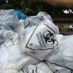Descarte de Resíduos Infectantes